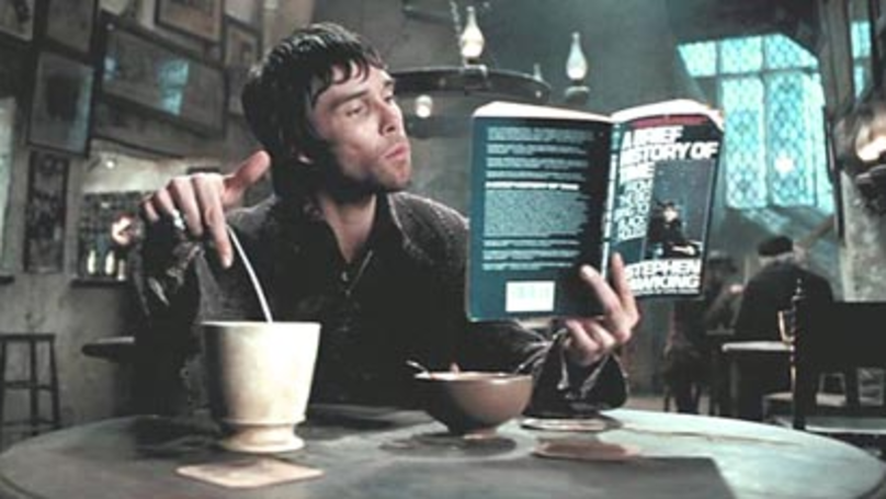 Stephen Hawking 'Appeared In A Harry Potter Film'