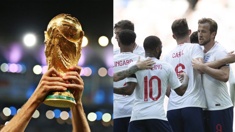 England Will WIN The World Cup, Punters Say