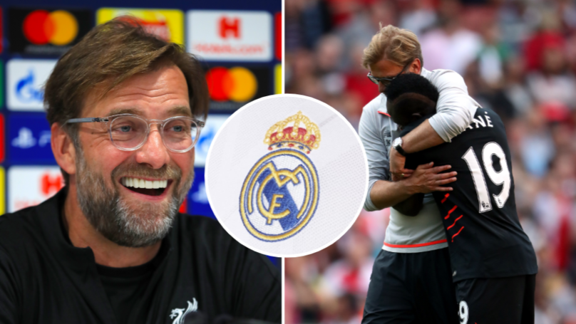 How Liverpool Responded To Real Madrid's Sadio Mane Transfer Enquiry