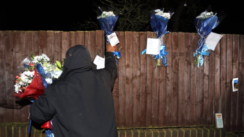 Shrine At Hither Green Stabbing Pulled Down For Third Time By Protestors