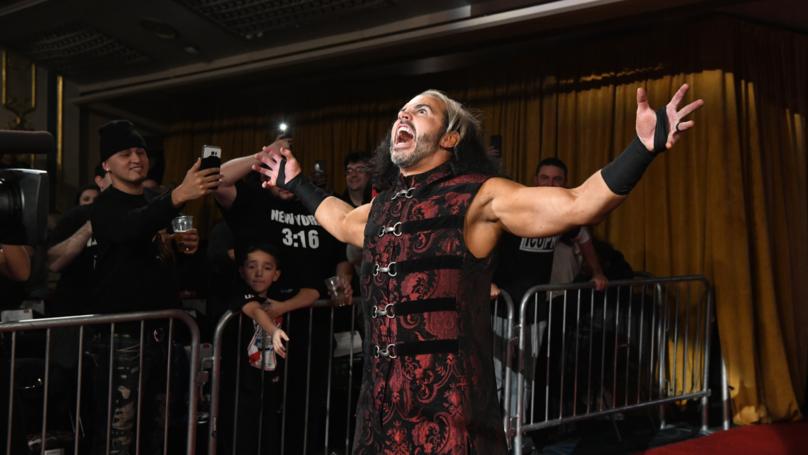 Matt Hardy Hails WWE Signing Former TNA Announcer Jeremy Borash