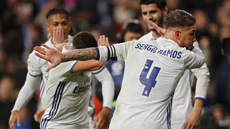 Excellent What Do Sergio Ramos New Tattoos Mean Thesportbible Short Hairstyles Gunalazisus