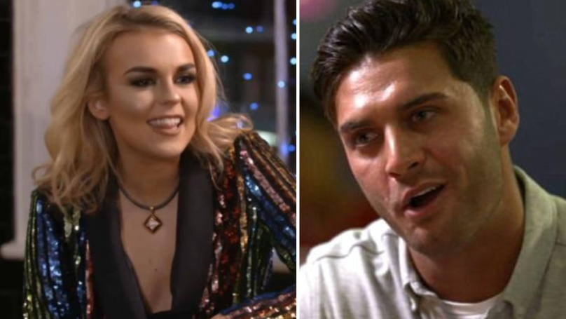 EXCLUSIVE: Celebs Go Dating's Tallia Storm Denies Romance Rumours With 'Muggy' Mike Thalassitis