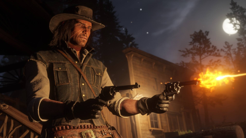 ​Red Dead Redemption 2 Launch Trailer Drops Tomorrow, Pre-Load Details Revealed
