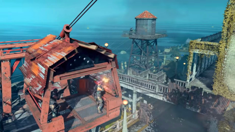​The New 'Call Of Duty Blackout' Map Takes You To Alcatraz