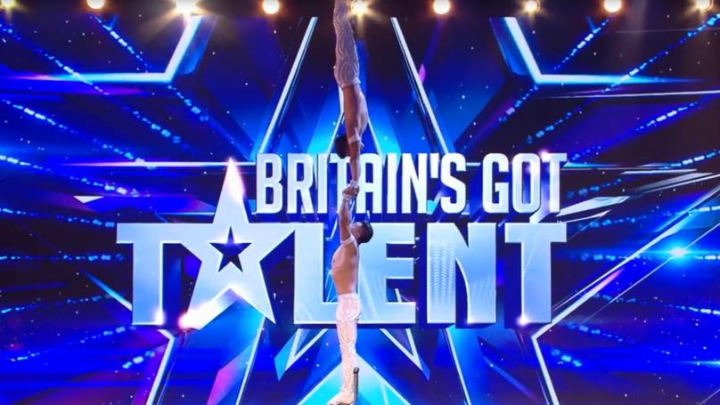 'Britain's Got Talent' Judges Left Speechless After Amazing Acrobatic Act