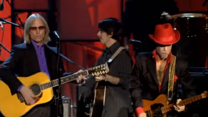 People Are Remembering This Amazing Tom Petty Performance With Prince
