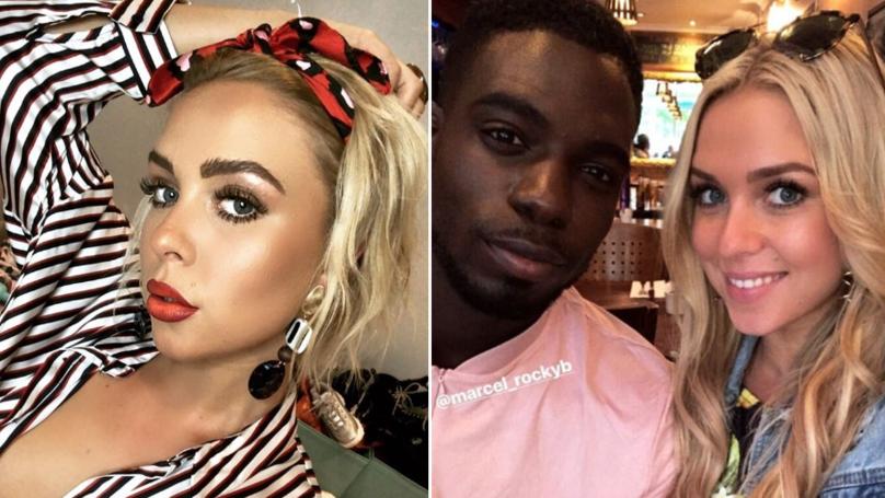 Gabby Allen Deletes All Pictures Of Marcel Somerville From Instagram
