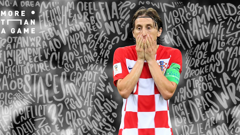 Luka Modric's Journey To The World Cup Final Is The Most Inspirational Story Ever