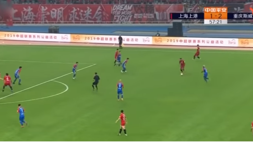 Hulk's Stunning Long-Range Goal Was So Ridiculously Powerful The Cameraman Couldn't Keep Up