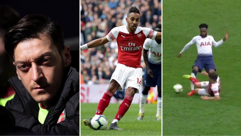 What Arsenal Fans Are Saying About Their Three Substitutes Against Spurs