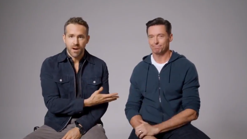 Hugh Jackman Savages Ryan Reynolds' Gin And Calls Him A Complete F*****g A**e