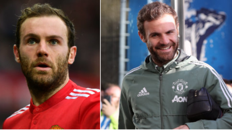 Juan Mata Linked With Sensational Move Away From Manchester United