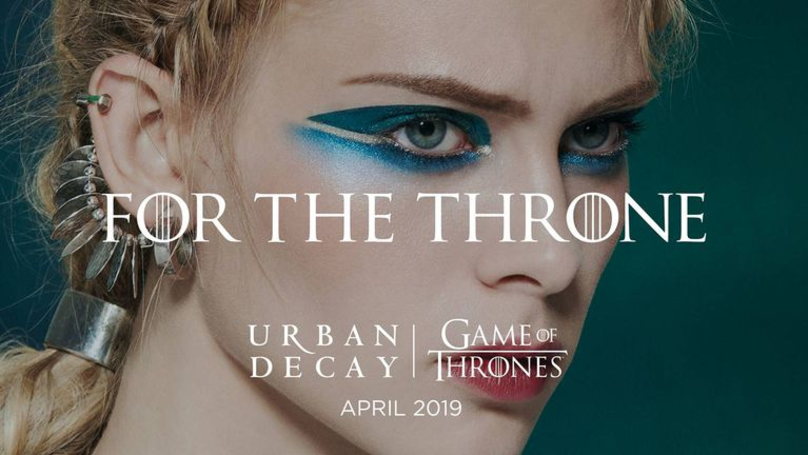 Urban Decay Is Selling A Fiery 'Game Of Thrones' Makeup Collection