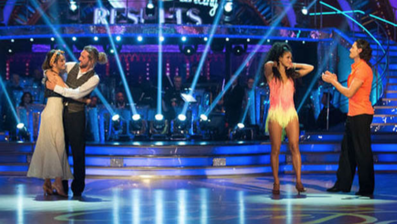 Strictly's Seann Walsh Snubbed By Other Contestants After Surviving Another Week