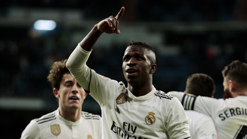 Vinicius Junior Reveals Which Player He Wants To Play With