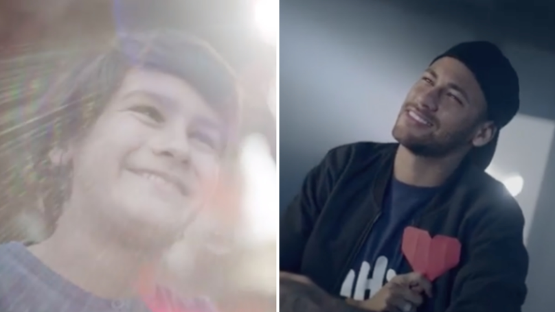 Neymar Jr Launches The World's Biggest Inclusive School For Disabled Children
