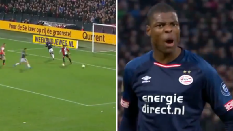 Feyenoord Fans Stop PSV Equalising By Throwing On Second Ball