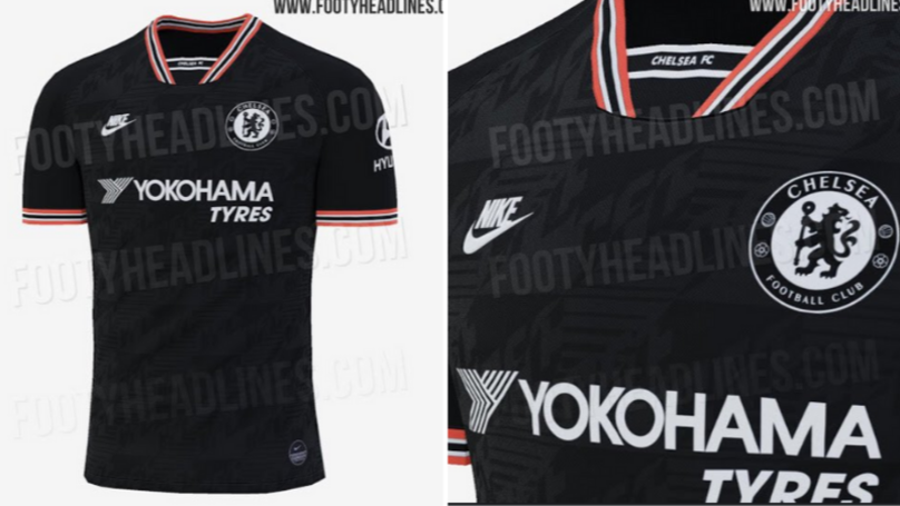 Chelsea's New Nike Third Kit For Next Season Is A Belter