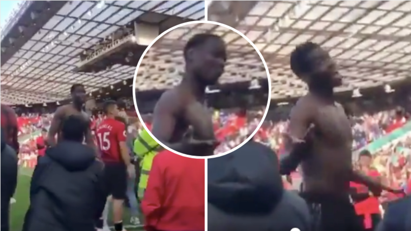 Paul Pogba Responds To Abuse From Manchester United Fans After Cardiff City Defeat