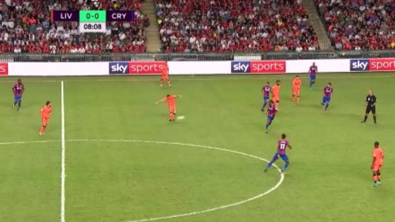 WATCH: Jordan Henderson Reveals His Inner Steven Gerrard Vs Crystal Palace