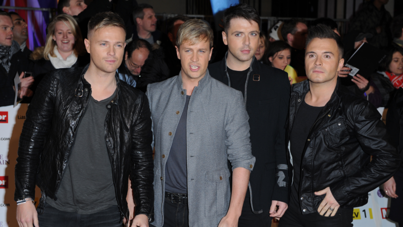 Westlife Announce Huge Comeback Album And Arena Tour Six Years After Split