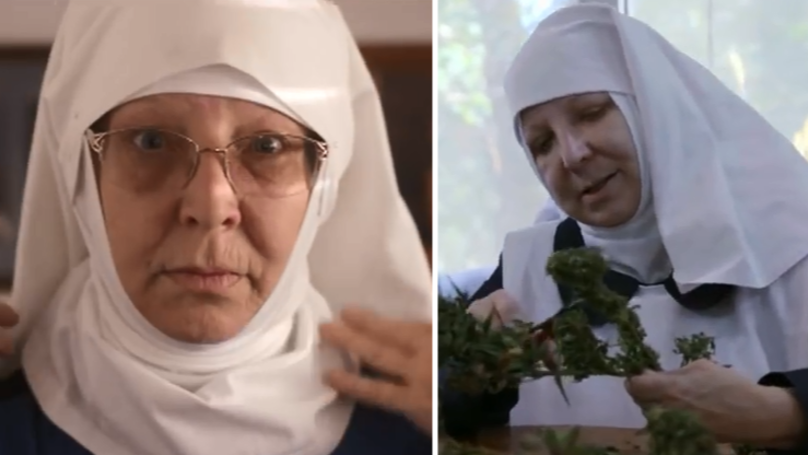 This New Netflix Documentary Is About Nuns Who Grow Weed