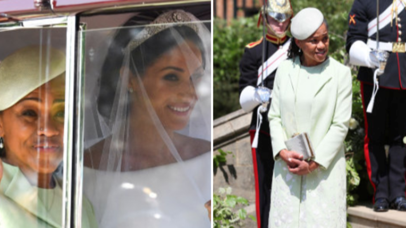 Here's Why Meghan Markle's Mum Doria Ragland Was Sitting Alone At The Royal Wedding