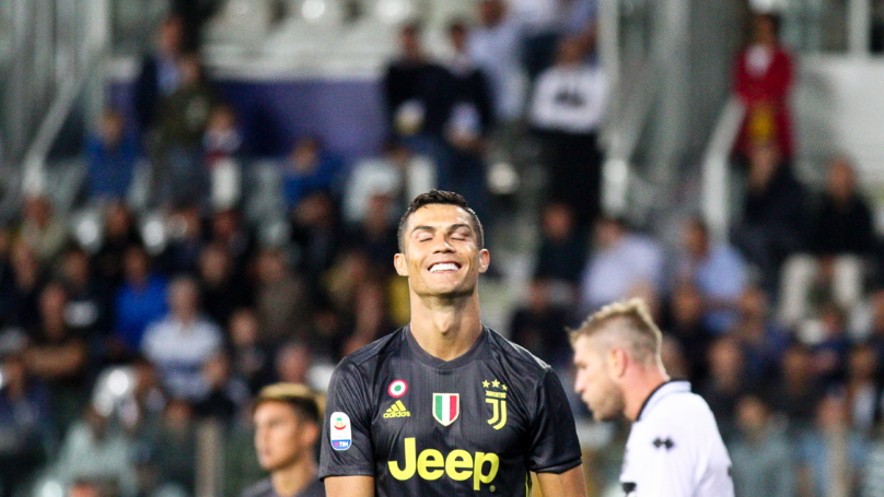 Cristiano Ronaldo Makes Request To Juventus For Additional Security
