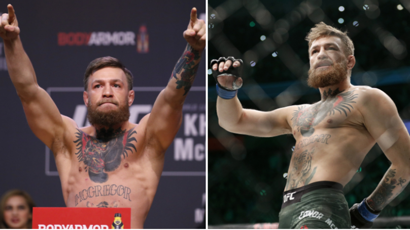 Conor McGregor Drops Hint On Where He Wants To Fight Next