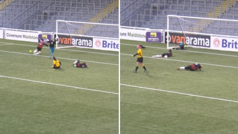 Women's Team Score The Worst Own Goal In History