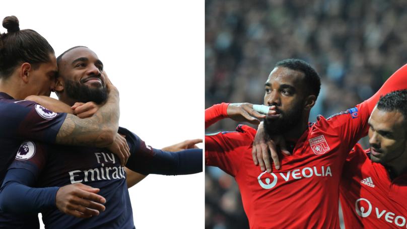Alexandre Lacazette Claims Ligue 1 Outdoes The Premier League In One Important Area