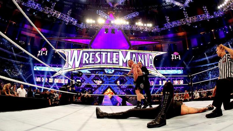 Vince McMahon's Surprising Choice To Originally Break The Undertaker's WrestleMania Streak
