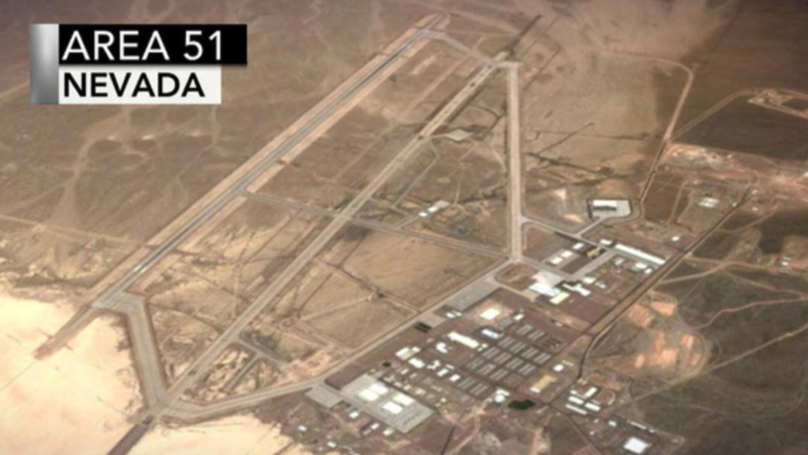 Group Of More Than 500,000 Hatch Plan To Storm Area 51 Armed With Pebbles