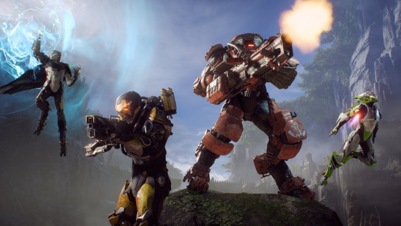 The 'Anthem' Reviews So Far Aren't Looking Good For EA's New Game
