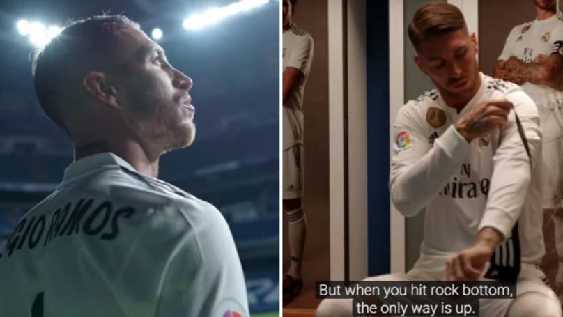 First Trailer For Sergio Ramos Documentary Has Been Released