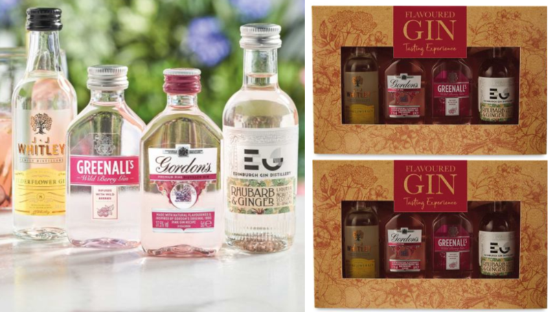 Aldi Is Selling A Pink Gin Tasting Experience For Just £7.99