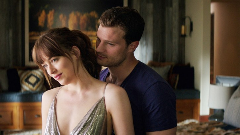 ​Dakota Johnson Reveals 'Difficult' And 'Shocking' Reality Of Filming '50 Shades Of Grey'