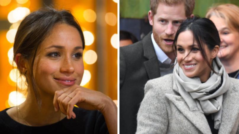 Meghan Markle's Finally Chosen Her Flower Girl For The Royal Wedding