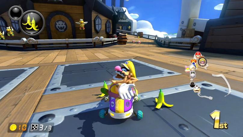 'Super Mario Kart 8 Deluxe' Set For DLC Updates