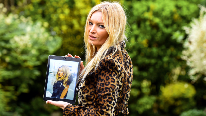 Kate Moss Lookalike Says She Gets 'Mobbed' By People Papping Her