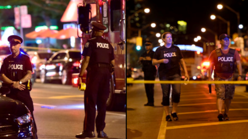 Canada Shooting Leaves 13 Injured And Two Dead Including The Gunman