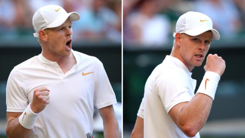 'I Will Win Wimbledon' Kyle Edmund Tells SPORTbible