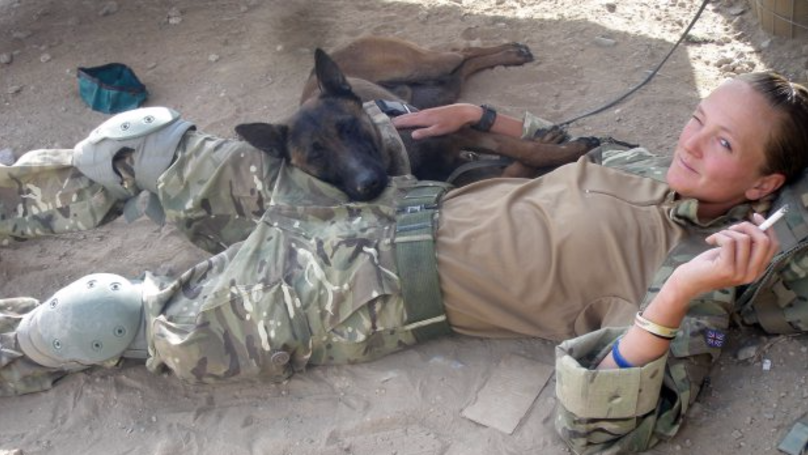 Hero Army Dogs Set To Be Put Down Have Been Saved