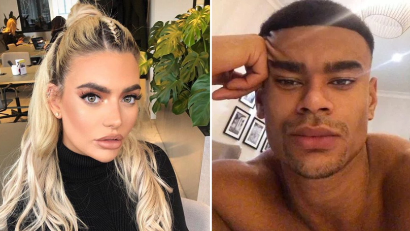 Megan Barton Hanson Calls Out Wes Nelson On Instagram After Steamy Text Exchange