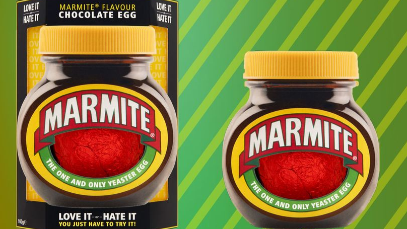 ASDA Is Selling A Marmite Easter Egg - And You'll Either Love It Or Hate It
