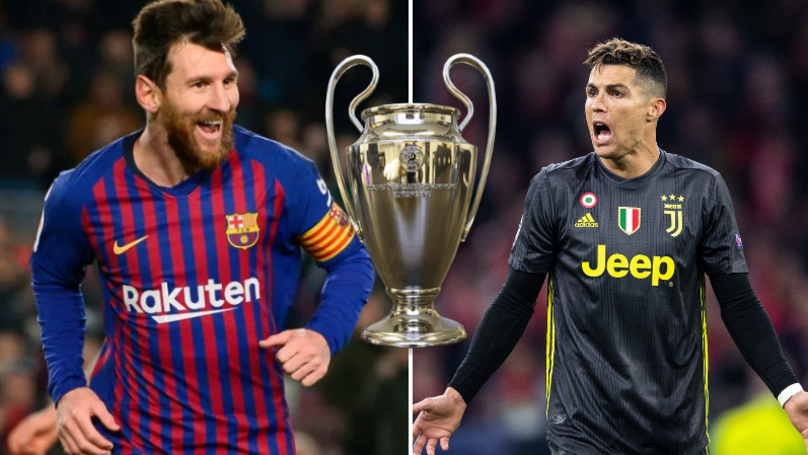 Lionel Messi Is Three Times More Likely To Win Champions League Than Cristiano Ronaldo