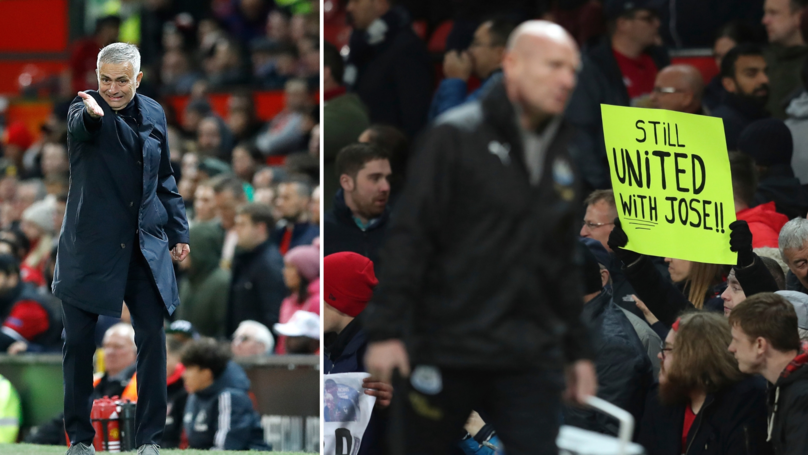 Manchester United Fans Sing New Chant Against Newcastle And It Will Worry The Club