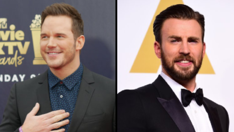 Chris Pratt Got A Hilarious Cute Birthday Message From Chris Evans