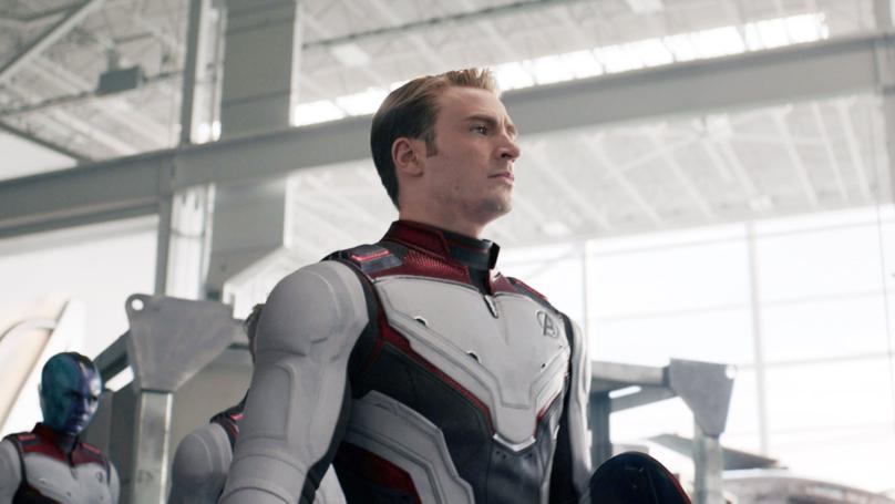 Chris Evans Has Cheeky Response To Avengers: Endgame Spoiler Ban Lifting
